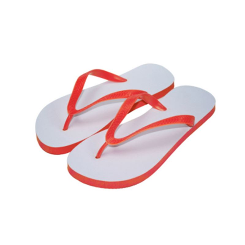 Adults Flip Flop-Red Sole