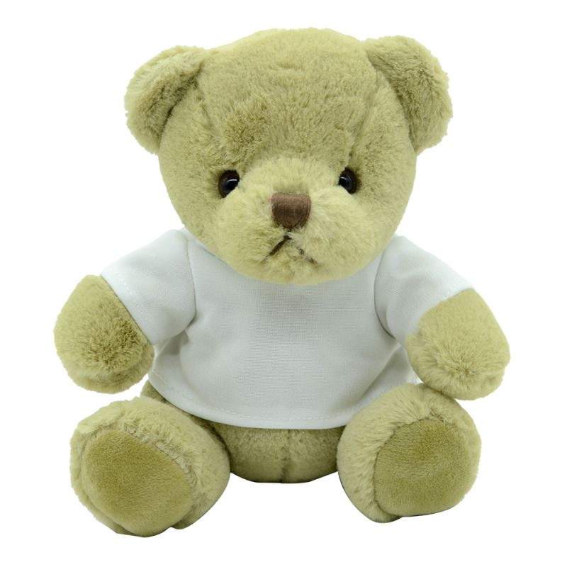 sublimation green teddy bear