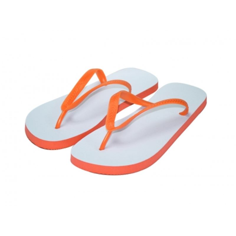 Adults Flip Flop - Orange Sole