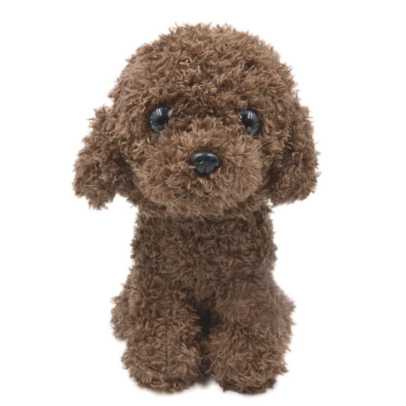sublimation poodle plush