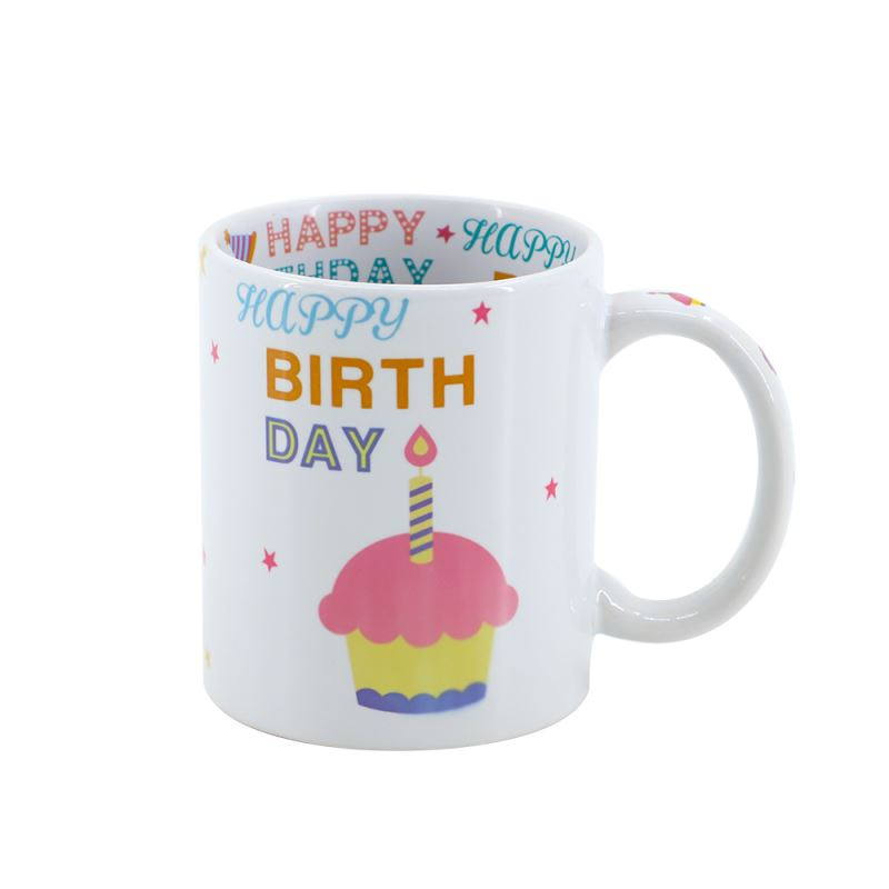 11OZ Theme Mug - Happy Birthday