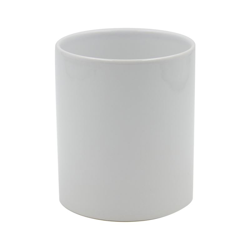11oz Pencil Holder-White