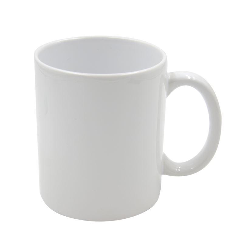 11OZ White Mug-Class AAA