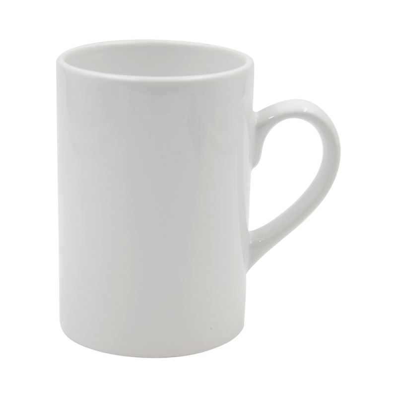 10oz White Mug -Straight