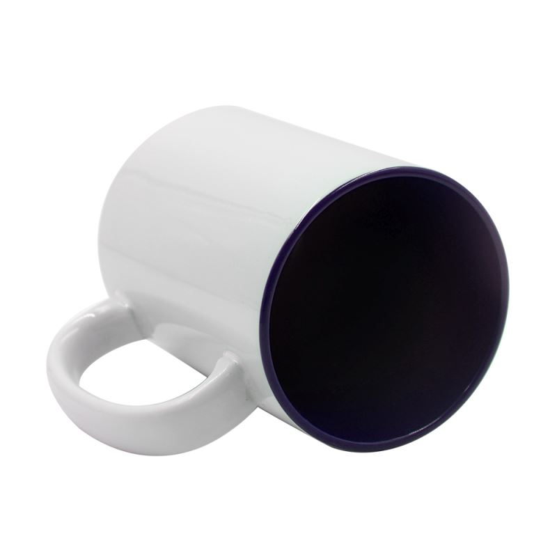 two tone color mug for sublimation