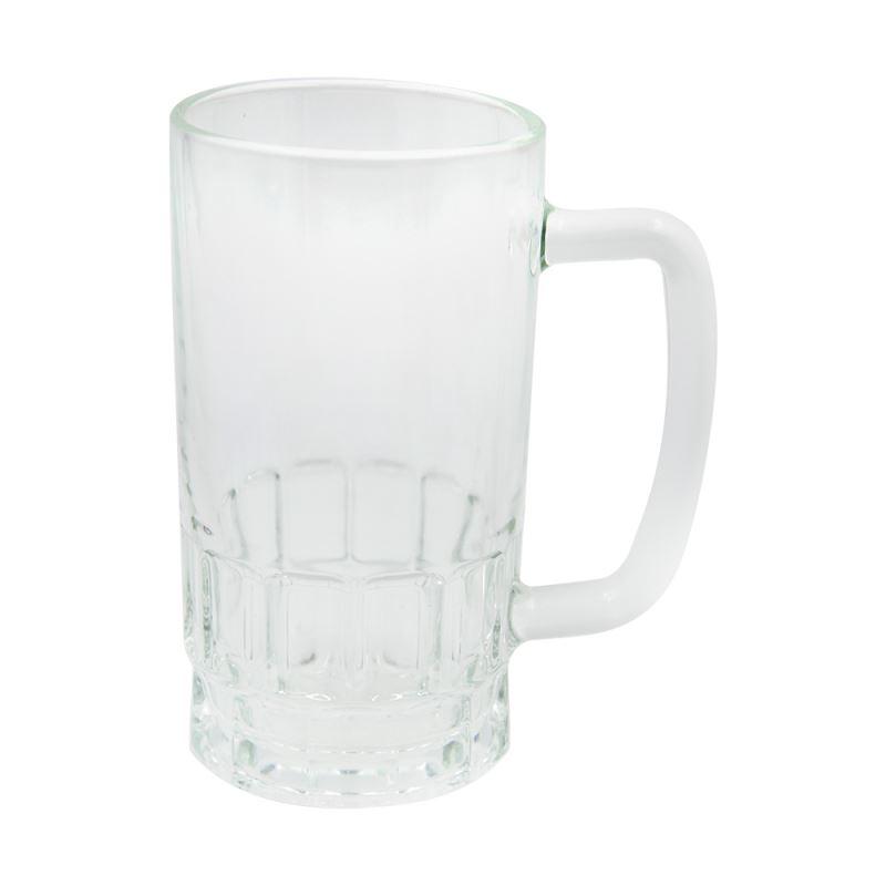 22oz Glass Beer Mug