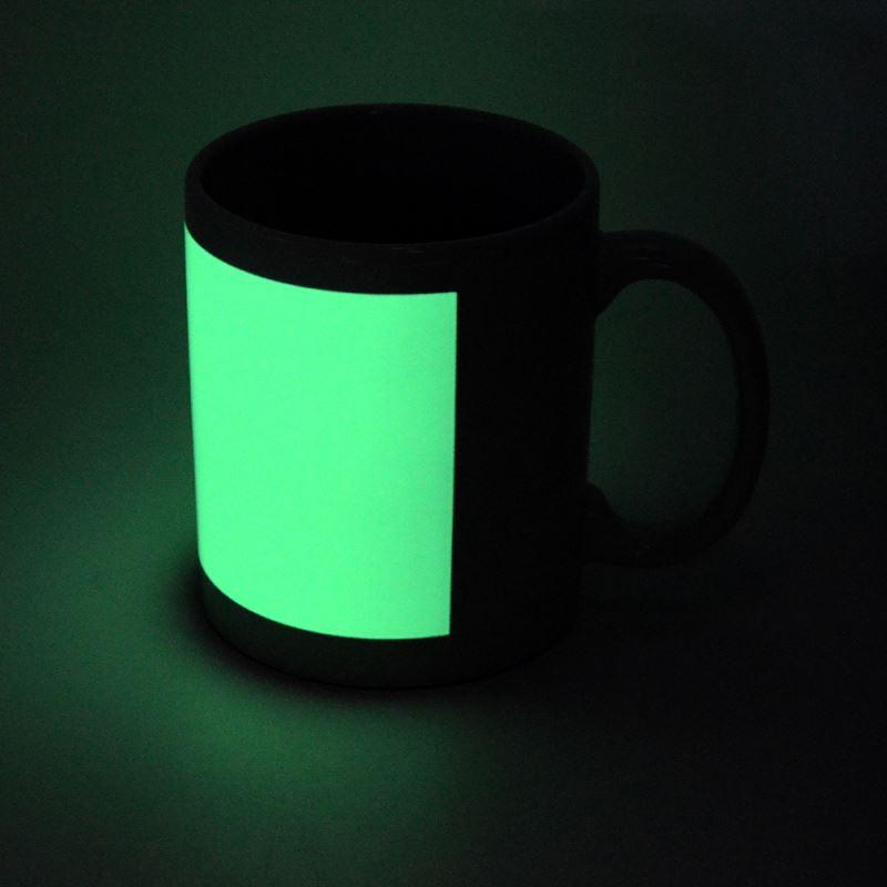 11oz fluorescence mug for dye sublimate