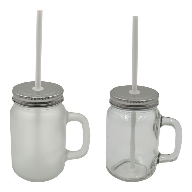 Mason Jar (Clear)