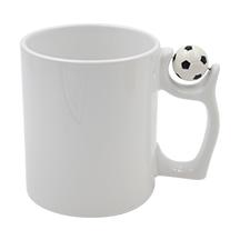 11oz Football Handle Mug