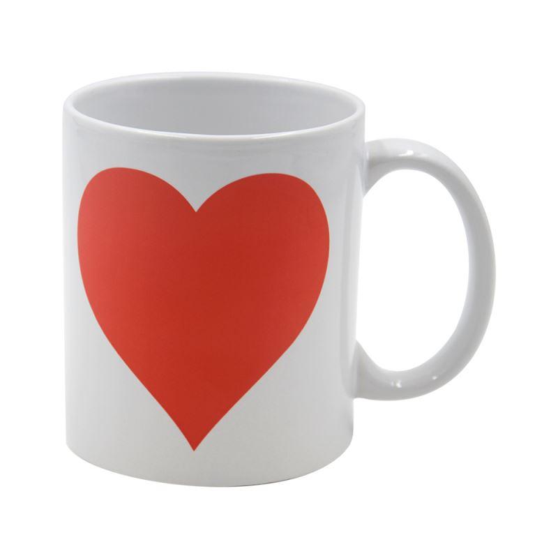 11OZ Heart Color Change Mug