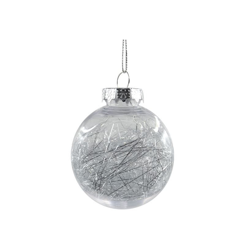 plastic christmas balls