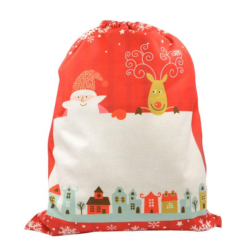 personalised christmas gift bags