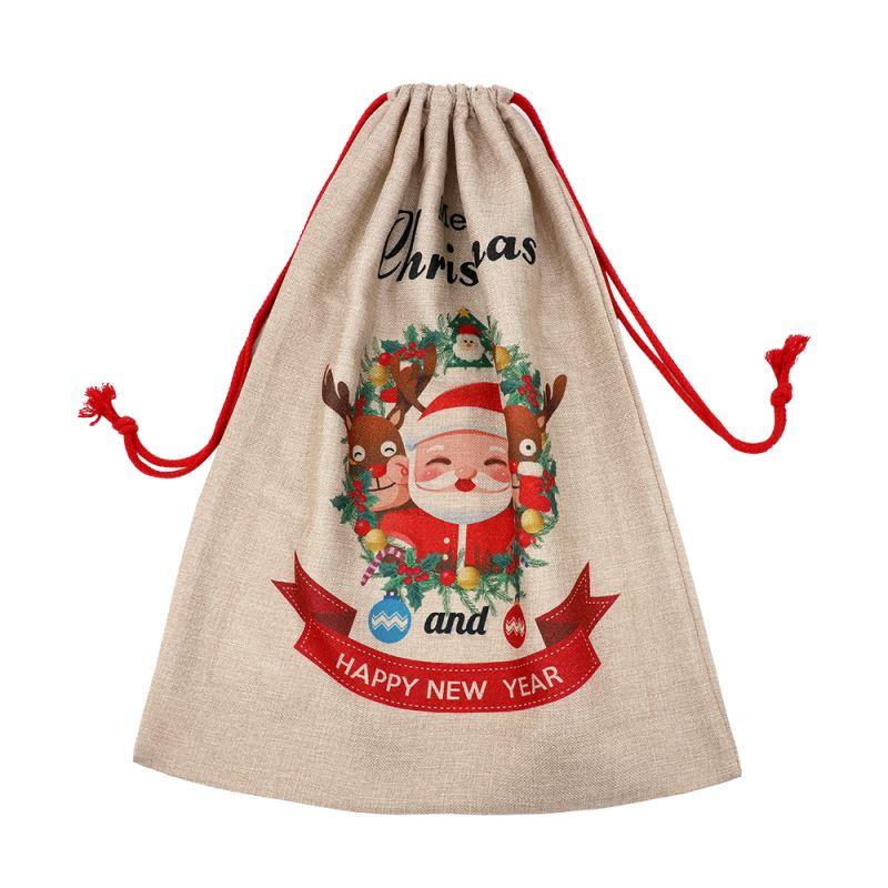 christmas santa sacks