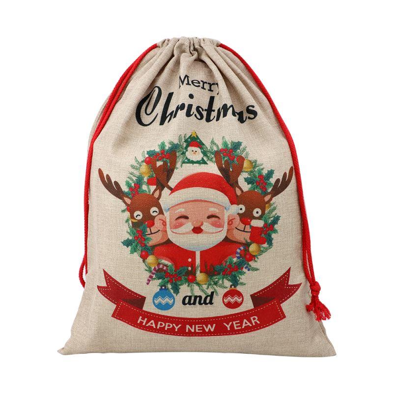christmas sack bags