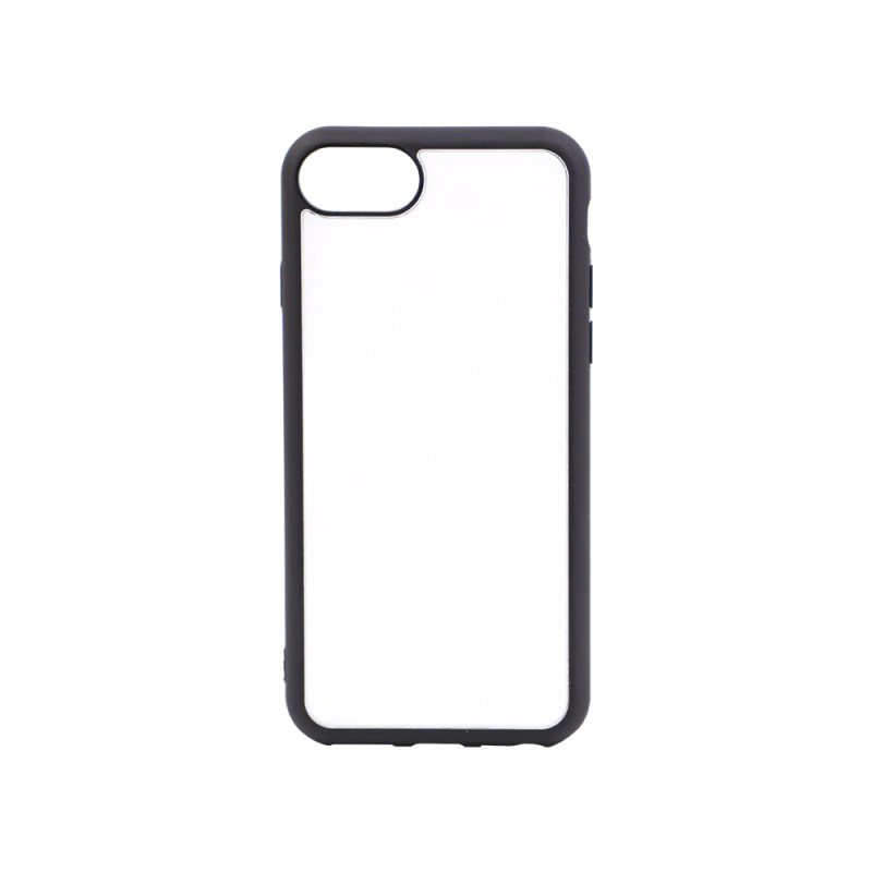 Tempered Glass Insert with TPU Phone Case for sublimation for iphone6/7/8