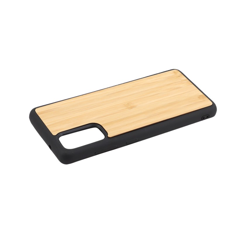 Sublimation TPU Phone Case with Bamboo for Samsung S20