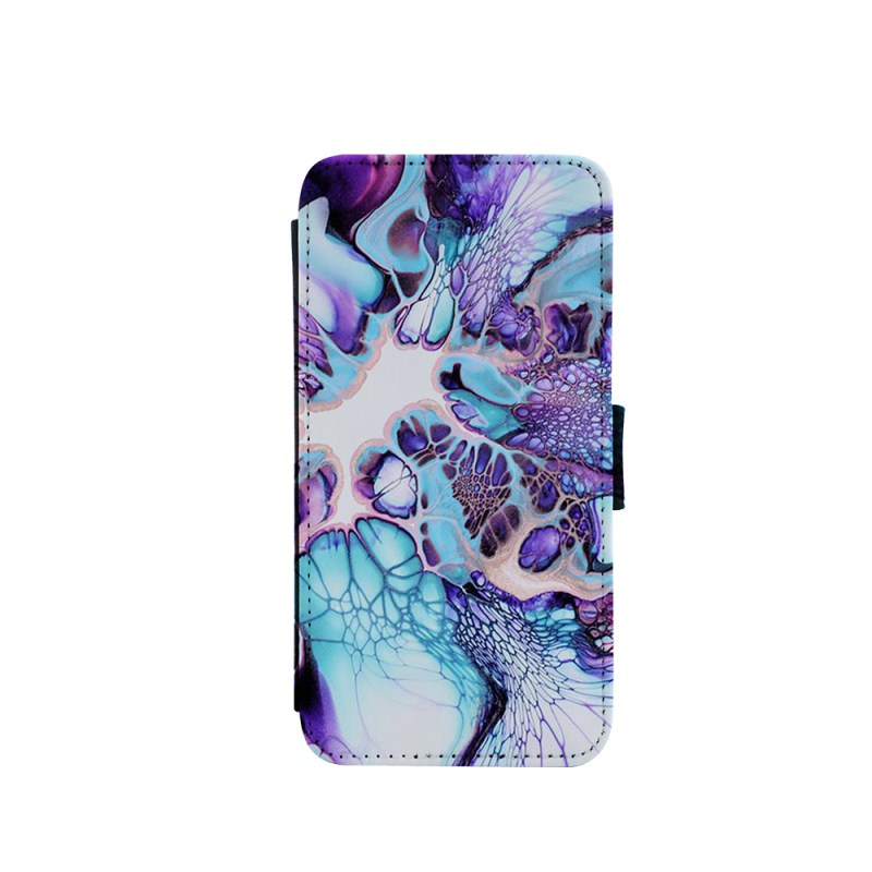Sublimation Leather Flip Phone Case for iPhone 11
