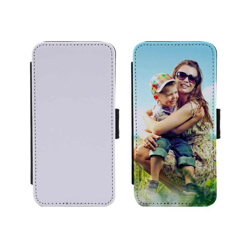 Sublimation Leather Flip Phone Case for Samsung S20