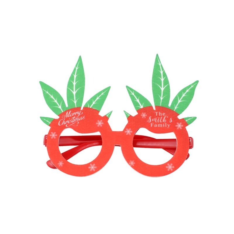 sublimation christma party glasses
