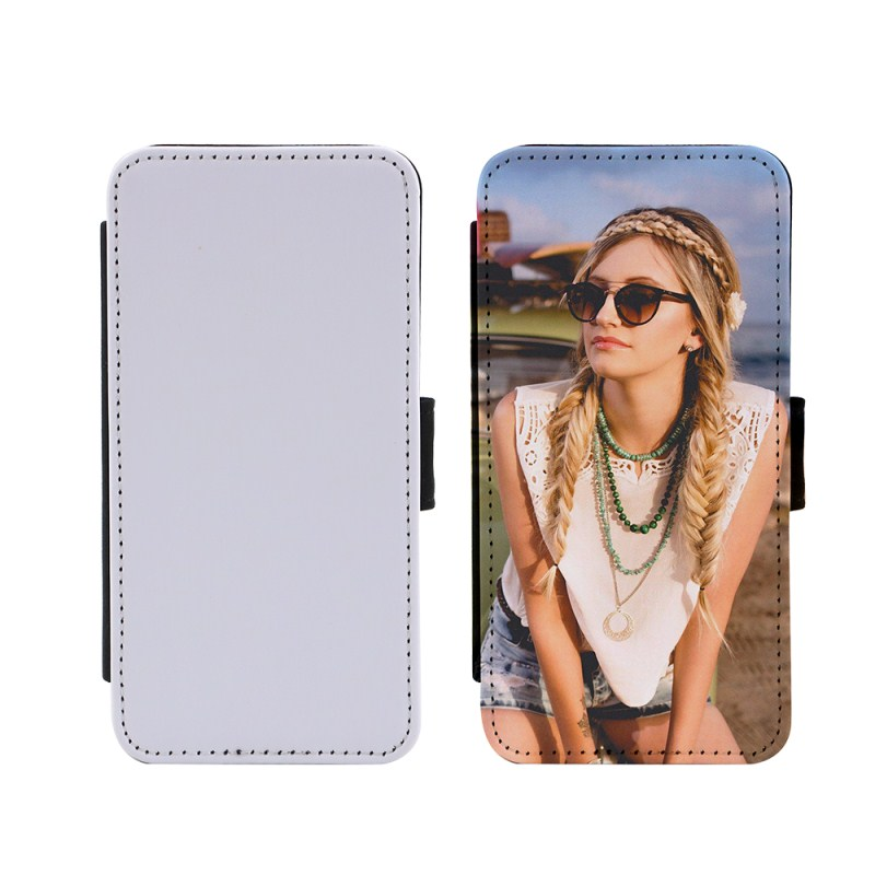 Sublimation Leather Flip Phone Case for Samsung S20 plus