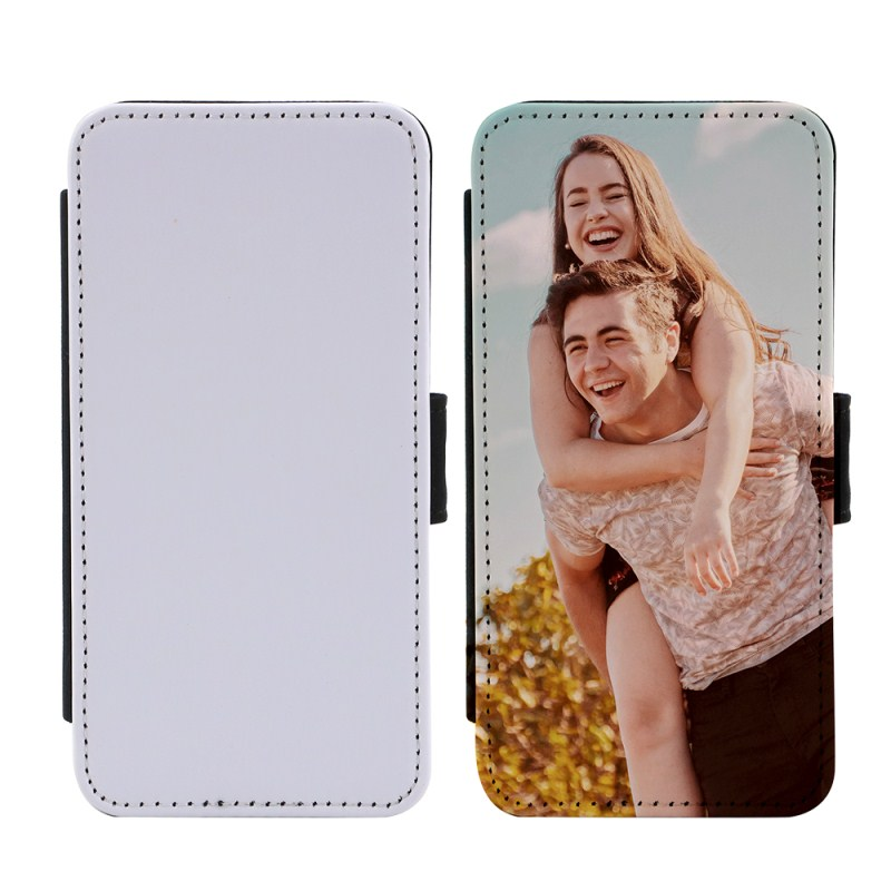 Sublimation Leather Flip Phone Case for Samsung S20 Ultra