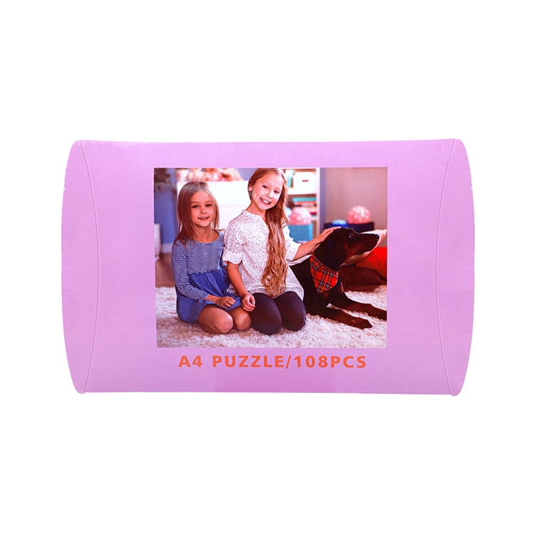 Sublimation Gift Box for A3 &A4 Jigsaw