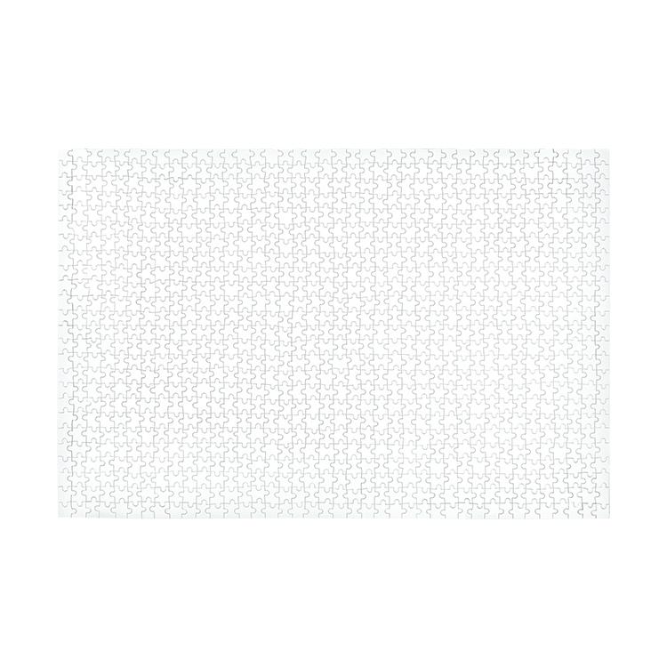 """Sublimation Large Format Jigsaw Puzzle 16""""*20""""-520pcs/20""""*30""""-1000pcs"""