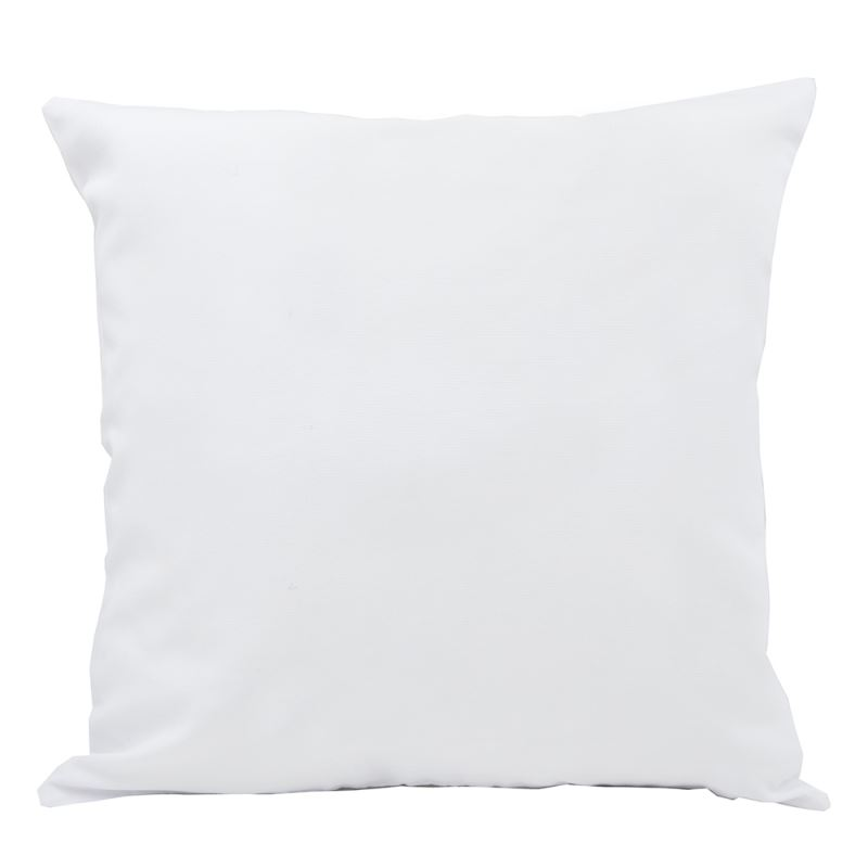 Sublimation Soften Linen Pillow Case -White -40*40CM