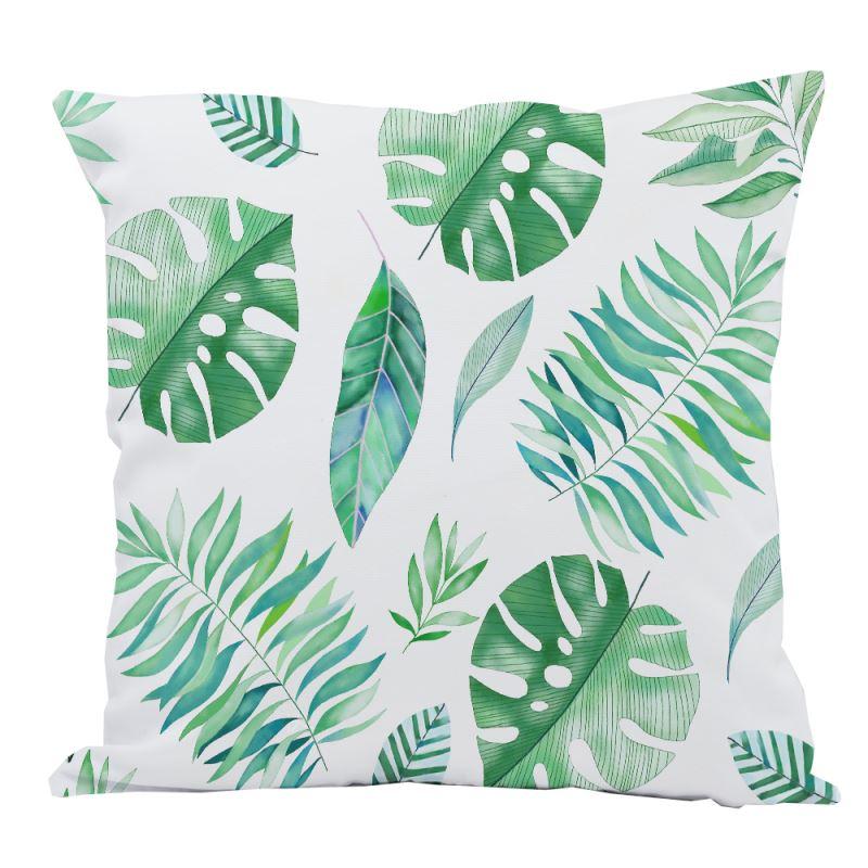 Sublimation Soften Linen Pillow Case -White -40*40CM