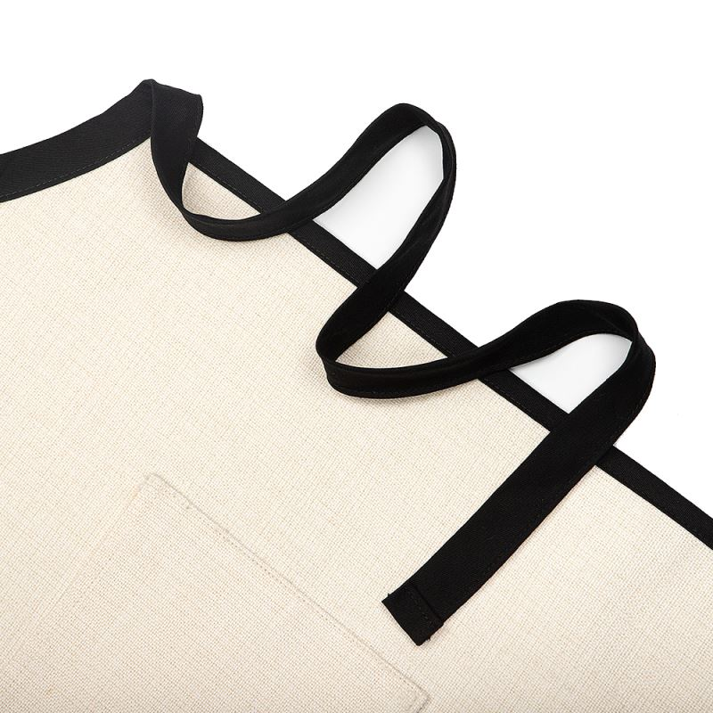polyester apron sublimation