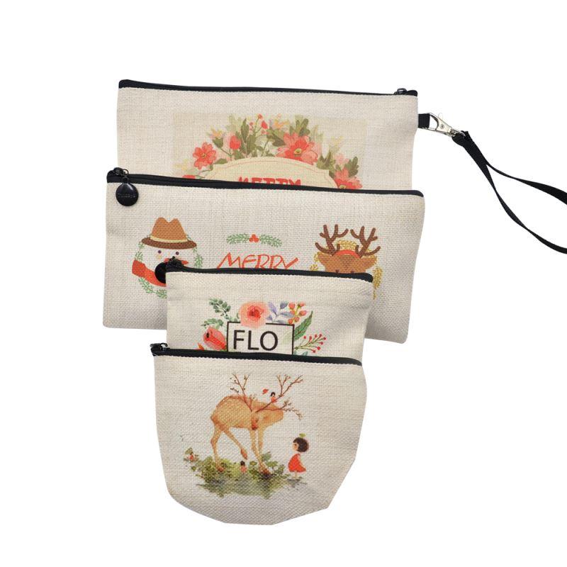 Sublimation Linen Handbag Series