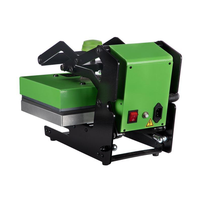 clam heat press machine