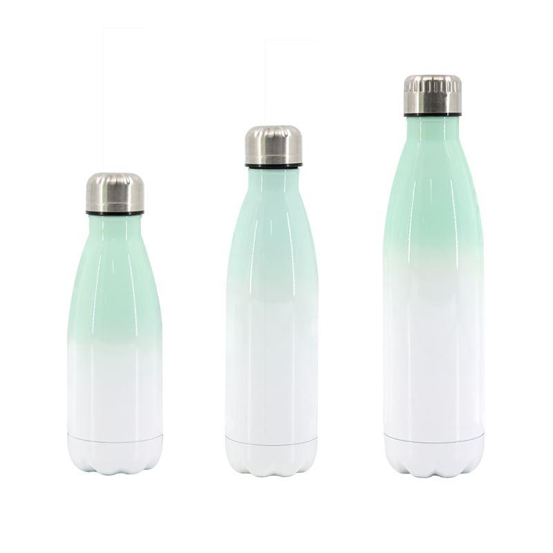 sublimation sports bottle