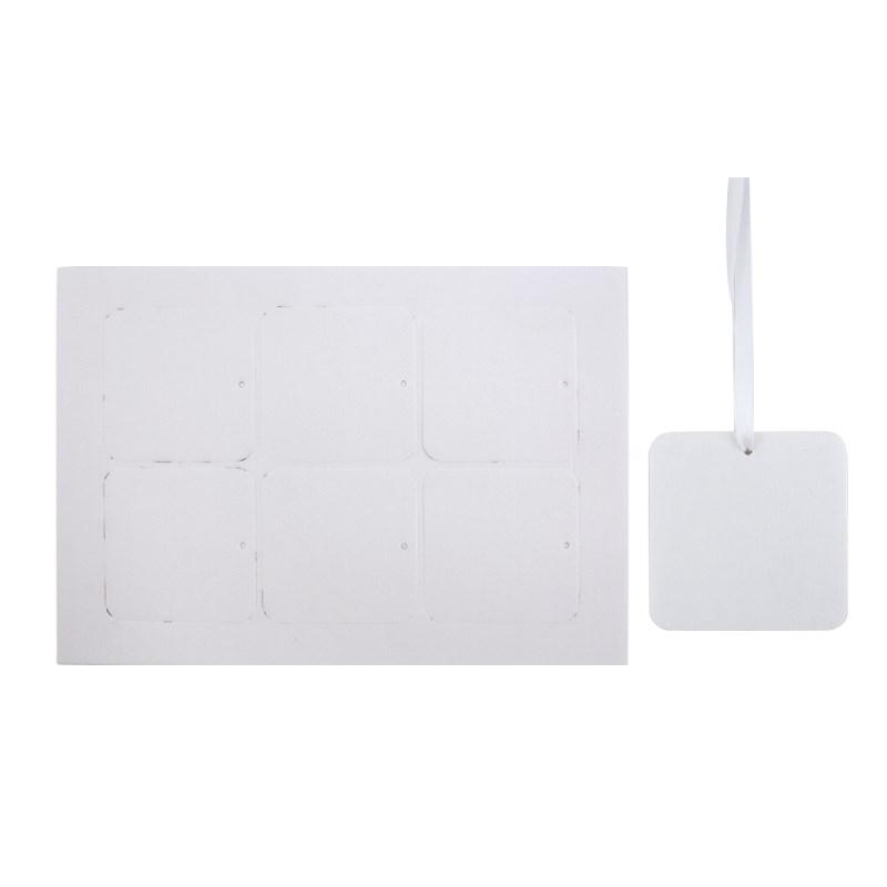 Air Freshener Square Shape