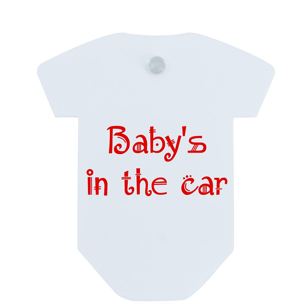 PET Car Sign-Square/T-shirt-12*12CM-0.35mm Matt