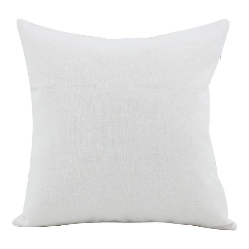 Soften Linen Pillow Case -White