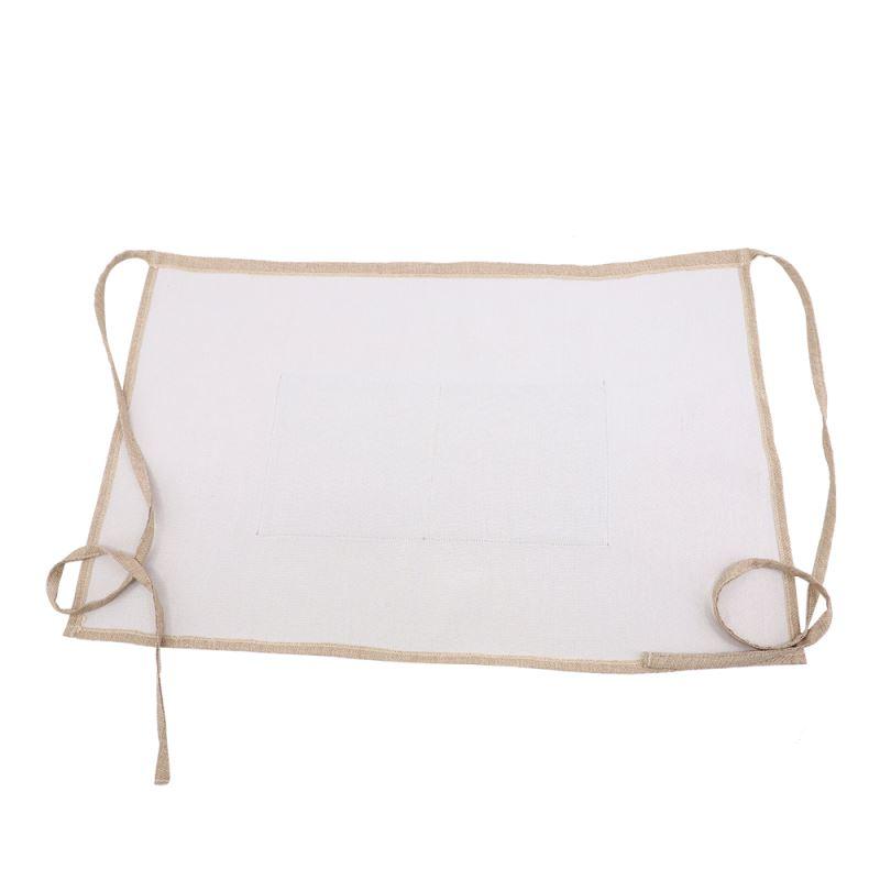 sublimation blank apron