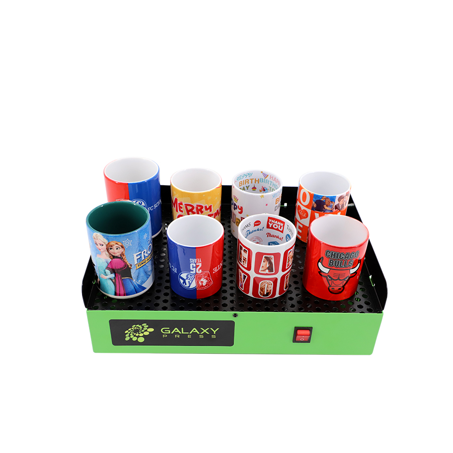 galaxy mug press