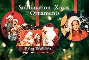 Sublimation Christmas Ornaments