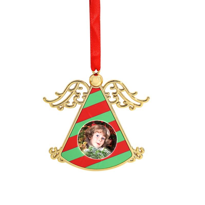 Angel Shape Metal Ornaments