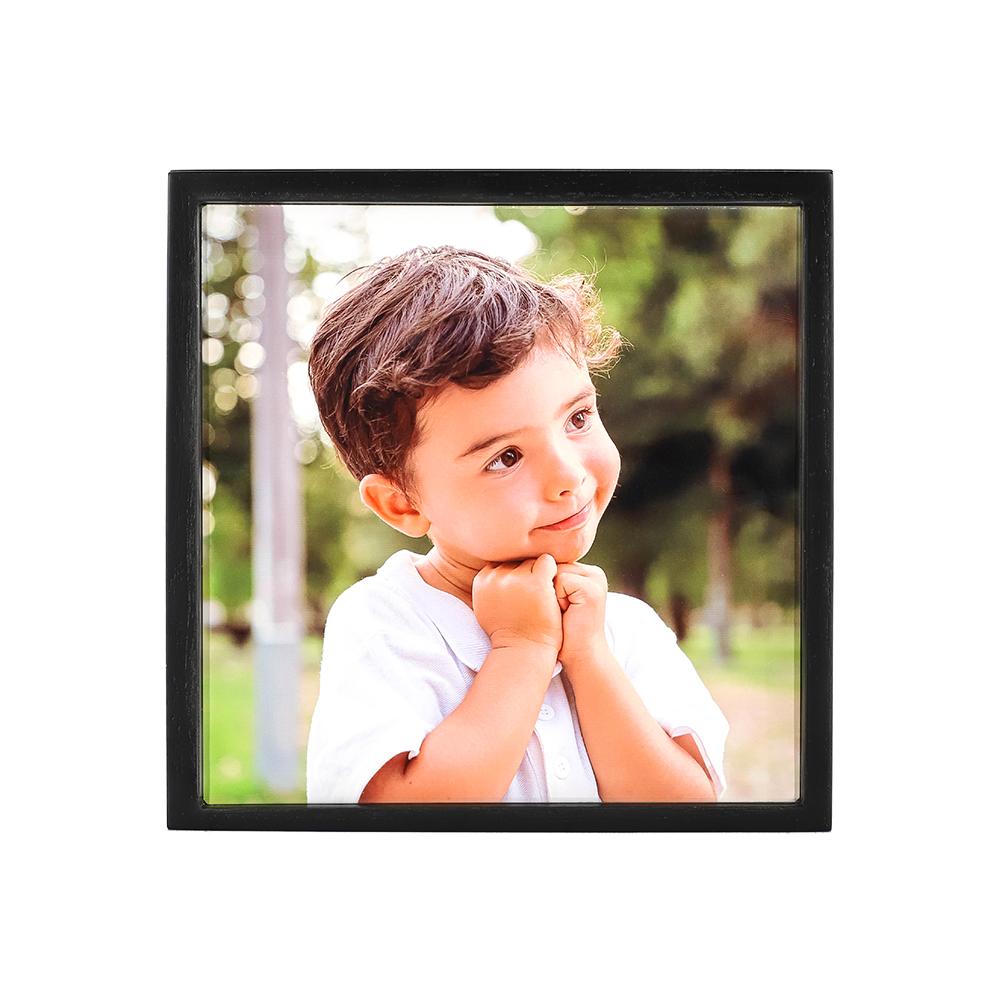 Sublimation photo block frame - 20x20x4.5 cm