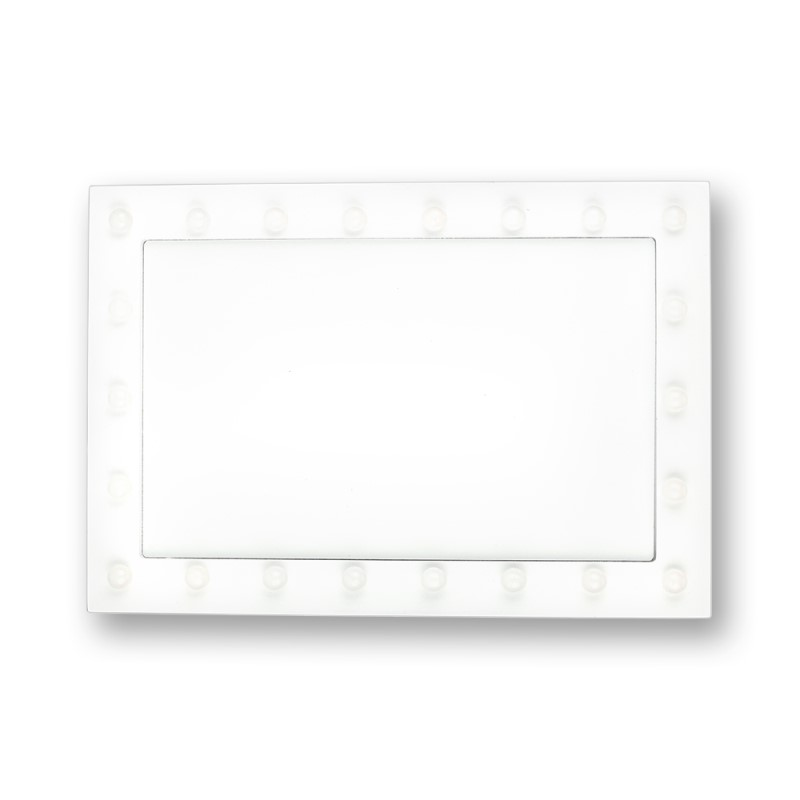 sublimation wood block picture frame