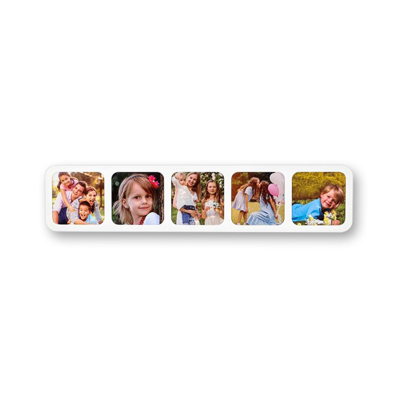 Plastic Photo block - 35*7.5*2.5cm