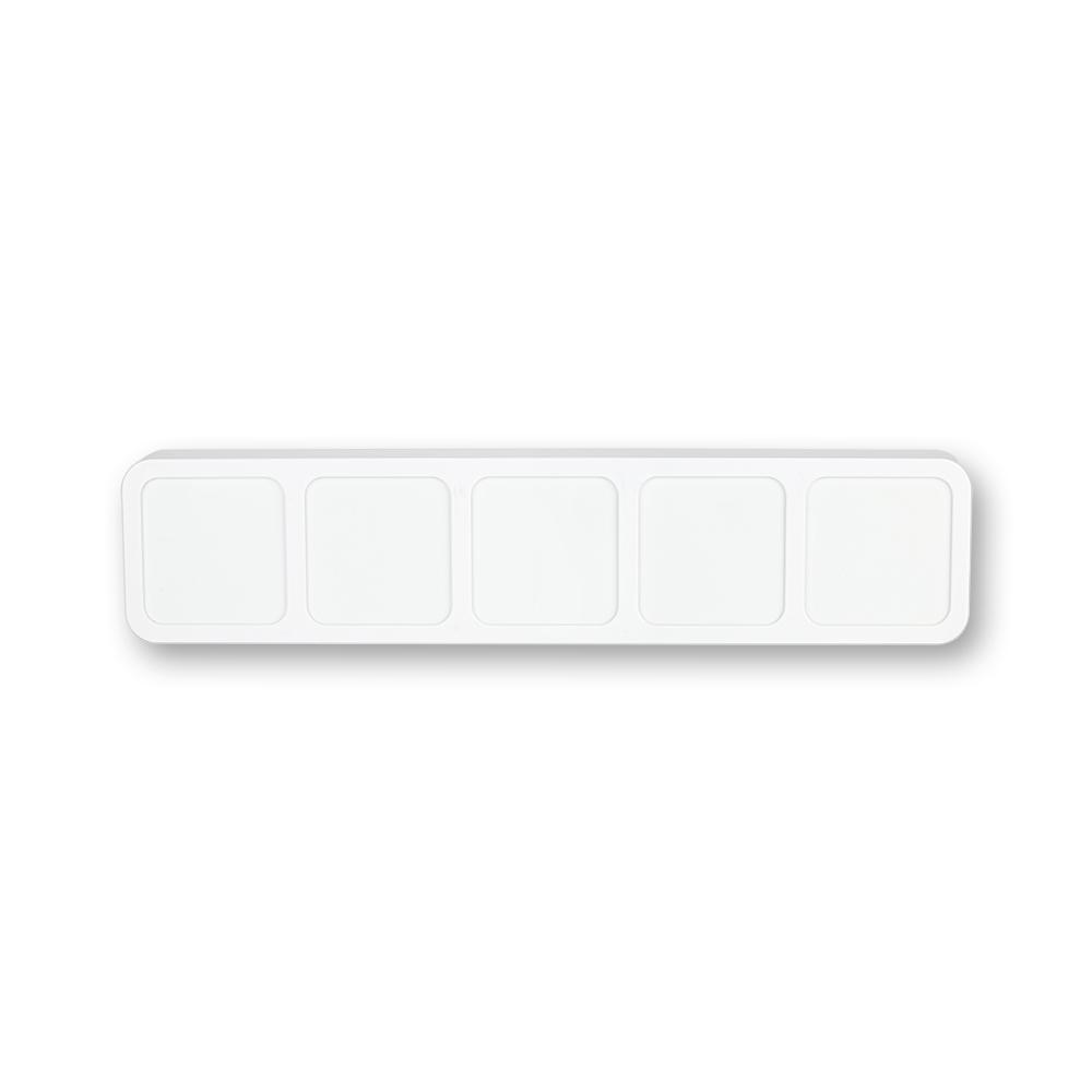 Plastic Photo block -34.5*7.5*2.5cm