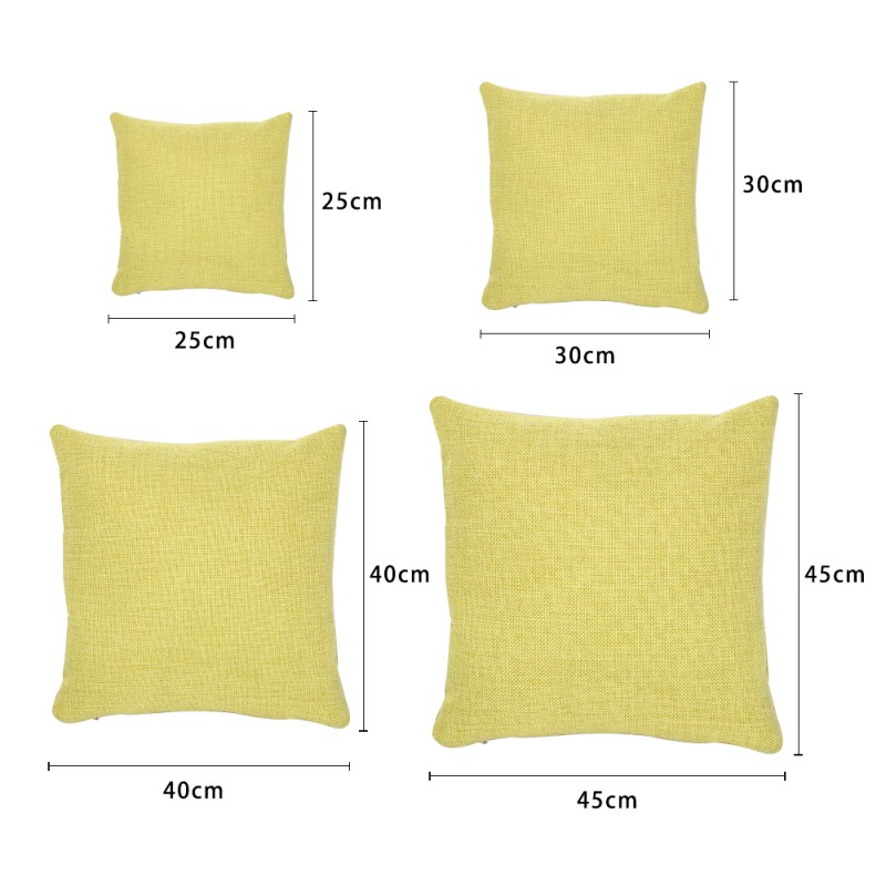 sublimation linen pillow blanks