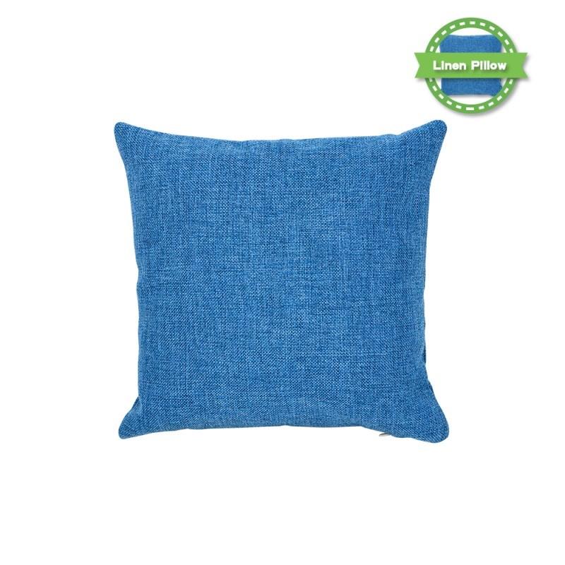 Linen Pillow Case - Pure white