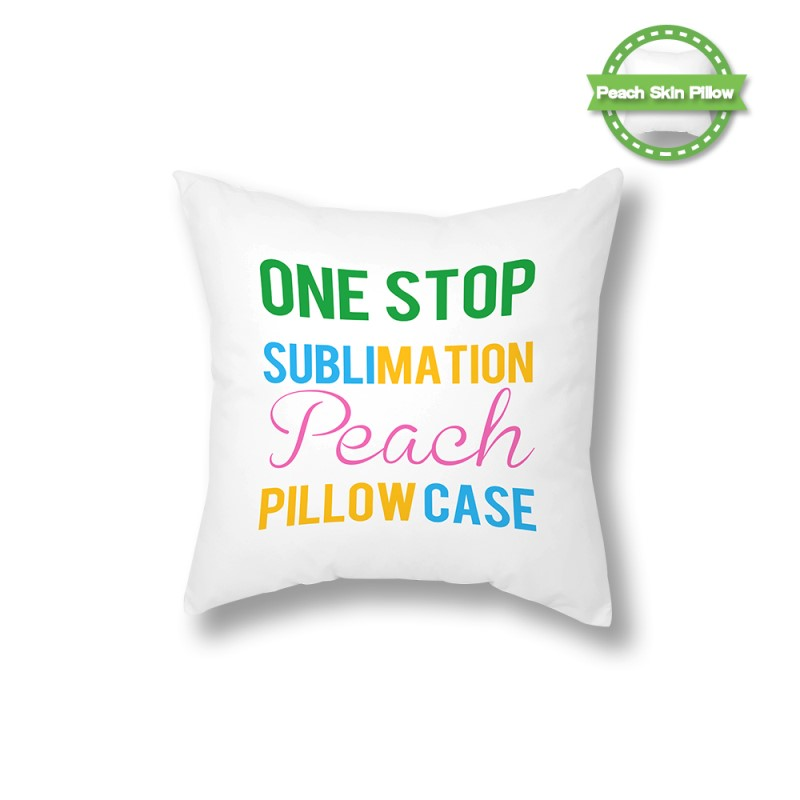 sublimation pillow case blanks