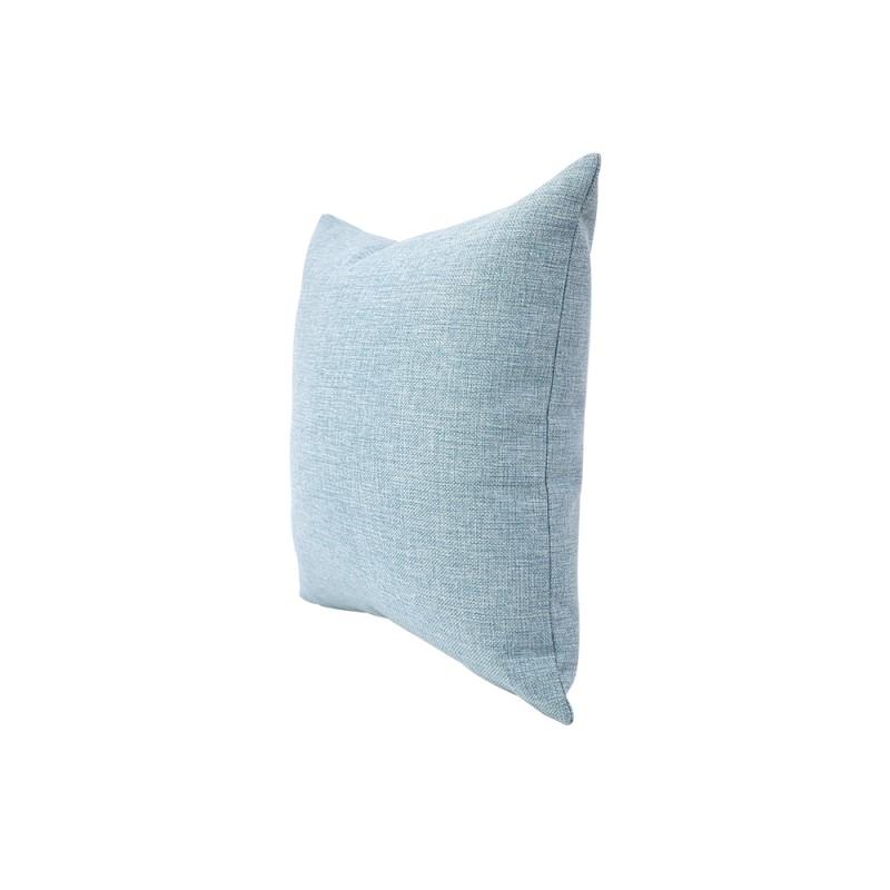 Linen Pillow Case - Light Blue