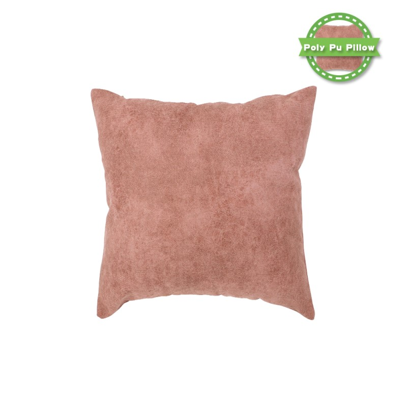Poly Pu Pillow Case with Four Different Colors