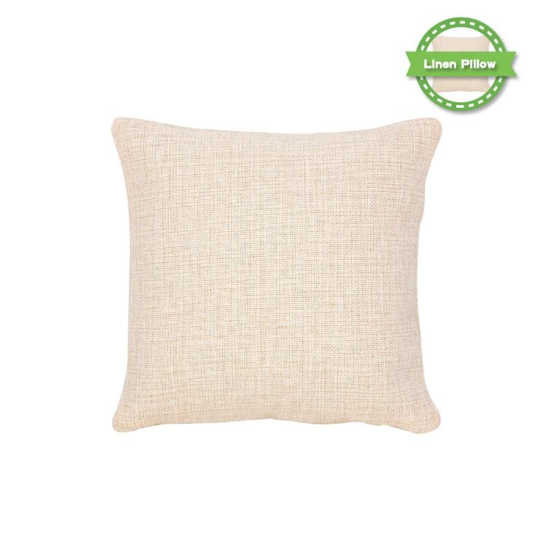 Linen Pillow Case - Nature